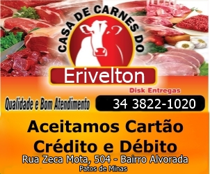 A�ougue do Erivelton