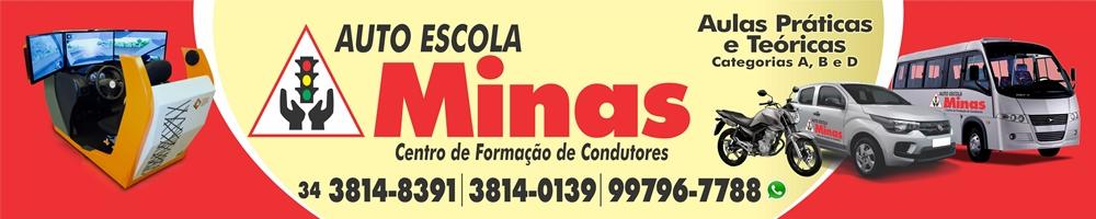 Auto Escola Minas- Topo
