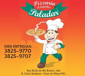 Pizzaria Paladar-novo