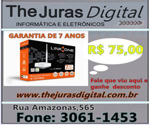 The Juras Digital Promo��o