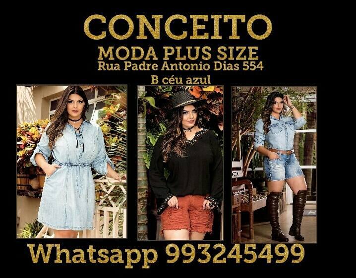 Conceito Plus Size