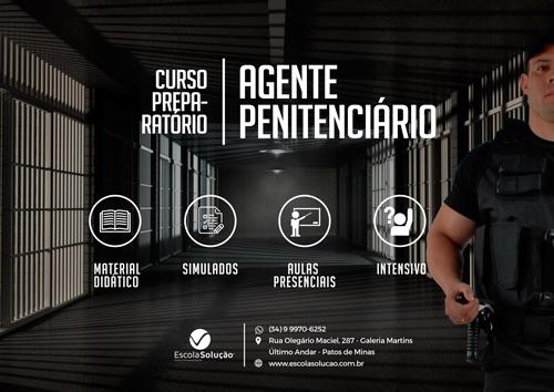 Curso Agente Penitenciário