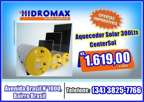 Hidromax- CenterSol