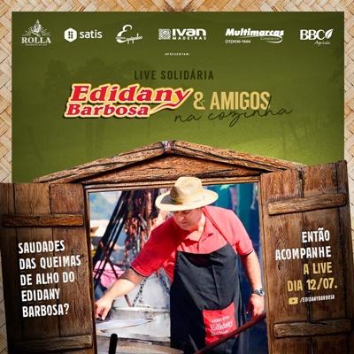 Live Edidany Barbosa
