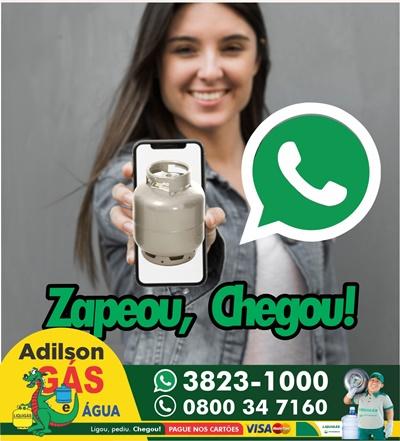 Adilson Gas