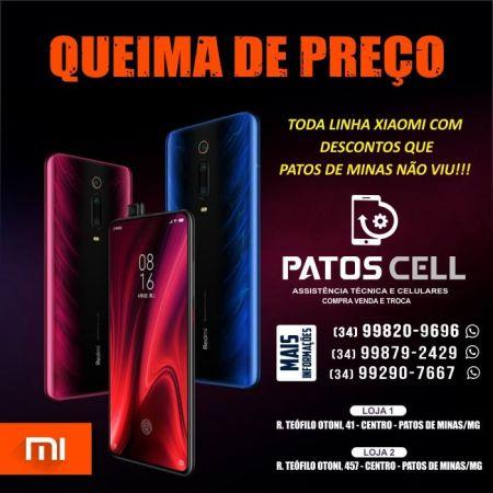 Patos Cell Novo