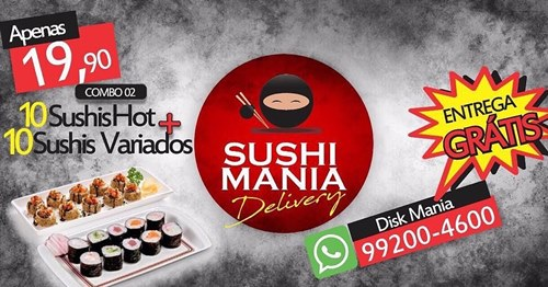 Sushi Mania Delivery