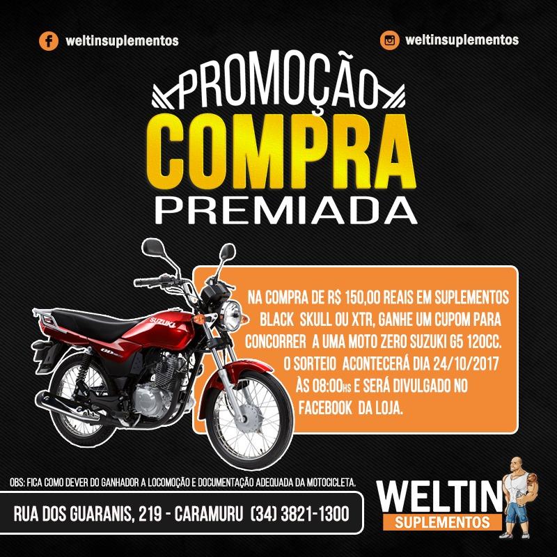 Weltin Promo Moto