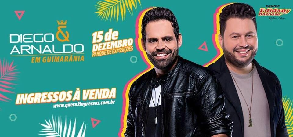 Diego e Arnaldo 15 de Dezembro Guimarânia - MG