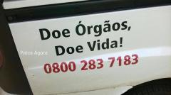 12ª captação de múltiplos órgãos é realizada em Patos de Minas | Patos Agora - A notícia no seu tempo - http://www.patosagora.net