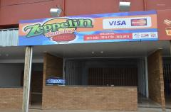 Zeppelin Lanches na Fenamilho 2016 | Patos Agora - A notícia no seu tempo - http://www.patosagora.net