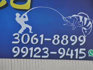 Eletrospesca: Patos de Minas ganha loja com grande variedade em produtos de pesca | Patos Agora - A notícia no seu tempo - https://patosagora.net