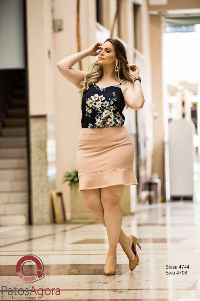 30555967c693 ... Conceito moda plus size realiza coquetel de lançamento da coleção  primavera verão | Patos Agora ...
