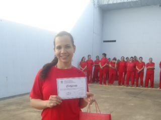 Penitenciária de Patrocínio desenvolve projeto pedagógico para detentas | Patos Agora - A notícia no seu tempo - http://www.patosagora.net