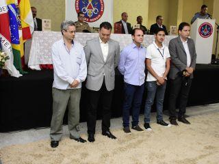 Solenidade de 40 anos dos Bombeiros em Patos de Minas | Patos Agora - A notícia no seu tempo - http://www.patosagora.net