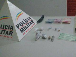 Lagoa Grande: Casal de jovens é detido com pedras de crack e maconha | Patos Agora - A notícia no seu tempo - http://www.patosagora.net