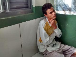 Rapaz de 20 anos é preso no distrito Alagoas por suspeita de vários furtos | Patos Agora - A notícia no seu tempo - http://www.patosagora.net