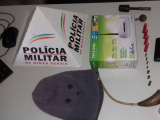 São Gotardo: PM prende homem suspeito de furto | Patos Agora - A notícia no seu tempo - http://www.patosagora.net