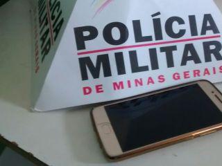 Rapaz é preso após roubar celular de jovem em ponto de ônibus | Patos Agora - A notícia no seu tempo - http://www.patosagora.net