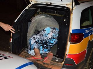 PM prende mulher de 43 anos suspeita de tráfico de drogas. | Patos Agora - A notícia no seu tempo - http://www.patosagora.net