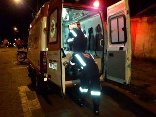 Motociclista fica ferida ao colidir em carro no Bairro Cristo Redentor | Patos Agora - A notícia no seu tempo - http://www.patosagora.net