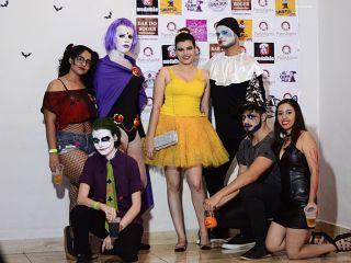 TRICK OR TREAT - Festa a Fantasia  | Patos Agora - A notícia no seu tempo - http://www.patosagora.net