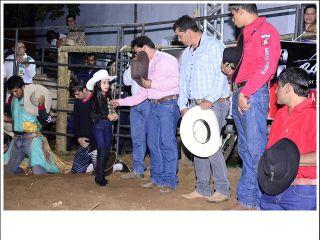 1º Rodeio Top Andrequicé - Segunda noite - Parte 1 | Patos Agora - A notícia no seu tempo - http://www.patosagora.net