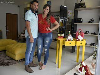 Inauguração da Loja Renata Cristina na Rua Mata dos Fernandes | Patos Agora - A notícia no seu tempo - http://www.patosagora.net