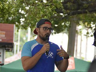 Corrida Juntos para Cuidar Novembro Azul - Parte 1 | Patos Agora - A notícia no seu tempo - http://www.patosagora.net