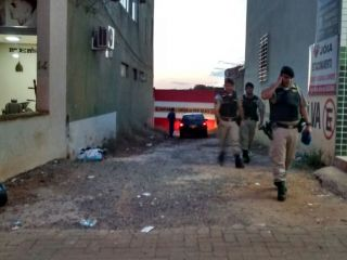 PM prende rapaz e apreende grande quantidade de drogas em residência na Avenida Paracatu | Patos Agora - A notícia no seu tempo - http://www.patosagora.net