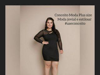 Conceito Moda Plus size lança coleção outono/inverno 2018 | Patos Agora - A notícia no seu tempo - http://www.patosagora.net