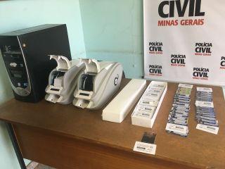 Polícia Civil desencadeia operação de combate a falsificação de carteiras de estudantes | Patos Agora - A notícia no seu tempo - http://www.patosagora.net