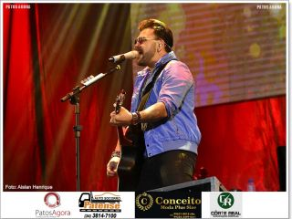 FENAMILHO 2018: Rodeio Fenamilho - Shows - Marcos e Belutti - Kléo Dibah - Gusttavo Lima - Parte 4 | Patos Agora - A notícia no seu tempo - http://www.patosagora.net