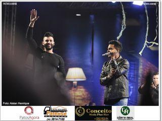 FENAMILHO 2018: Rodeio Fenamilho - Shows - Marcos e Belutti - Kléo Dibah - Gusttavo Lima - Parte 5 | Patos Agora - A notícia no seu tempo - http://www.patosagora.net