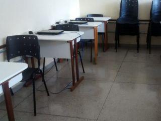 Ladrões invadem laboratório de informática de escola e furtam três notebooks | Patos Agora - A notícia no seu tempo - http://www.patosagora.net