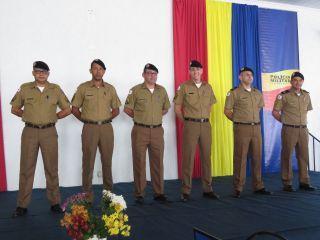 Solenidade do 243º Aniversário da PMMG e 21º Aniversário da 10ª Região da Polícia Militar é realizada   Patos Agora - A notícia no seu tempo - http://www.patosagora.net