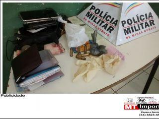 Após intenso trabalho PM prende suspeitos de tomar caminhonete de assalto | Patos Agora - A notícia no seu tempo - http://www.patosagora.net