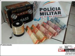 PM prende homem suspeito de tráfico no Bairro Belvedere | Patos Agora - A notícia no seu tempo - http://www.patosagora.net