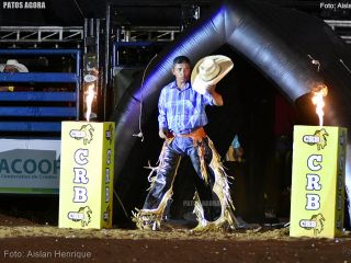 ExpôMonte 2018 - Abertura Rodeio- Campeonato Rodeio Bulls e Cutiano | Patos Agora - A notícia no seu tempo - http://www.patosagora.net