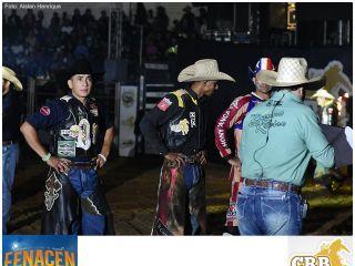 Fenacen 2018:  Campeonato Rodeio Bulls - Parte 1  | Patos Agora - A notícia no seu tempo - http://www.patosagora.net