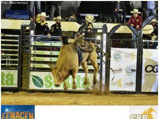 Fenacen 2018:  Campeonato Rodeio Bulls - Parte 2  | Patos Agora - A notícia no seu tempo - http://www.patosagora.net