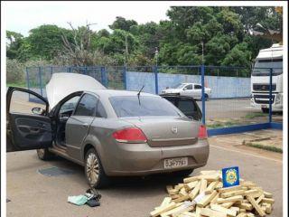Homem de 24 anos e namorada de 13 anos são abordados na rodovia com 190 kg de maconha | Patos Agora - A notícia no seu tempo - http://www.patosagora.net