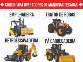 União Treinamentos oferece curso para Operador de máquinas e Motoristas especializados. MATRÍCULAS ABERTAS! | Patos Agora - A notícia no seu tempo - http://patosagora.net