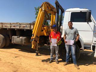 União Treinamentos oferece curso para Operador de máquinas e Motoristas especializados. MATRÍCULAS ABERTAS! | Patos Agora - A notícia no seu tempo - http://www.patosagora.net