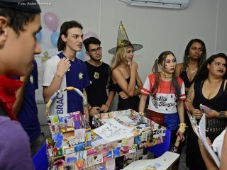 CEBRAC promove 1ª Feira Antropológica para seus alunos   Patos Agora - A notícia no seu tempo - http://www.patosagora.net