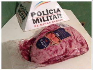 Homem é flagrado, pela terceira fez na semana, furtando picanha em supermercado | Patos Agora - A notícia no seu tempo - http://www.patosagora.net