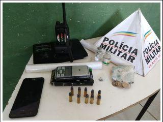 Jovem com várias passagens e preso mais uma vez suspeito de tráfico de drogas | Patos Agora - A notícia no seu tempo - http://www.patosagora.net