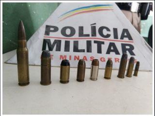 Homem é preso com porção de maconha e cartuchos de diversos calibres | Patos Agora - A notícia no seu tempo - http://www.patosagora.net