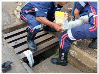 Senhor de 66 anos fratura perna após cair em bueiro | Patos Agora - A notícia no seu tempo - http://www.patosagora.net