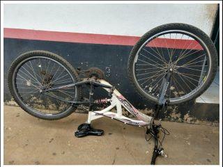 PM age rápido, recupera bicicleta furtada e prende autor | Patos Agora - A notícia no seu tempo - http://www.patosagora.net